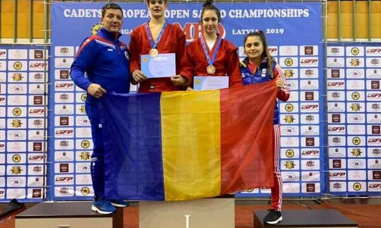 Campionatul European de Sambo pentru Cadeți